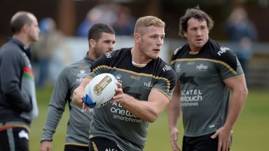 George Burgess: Sam will remain in rugby league