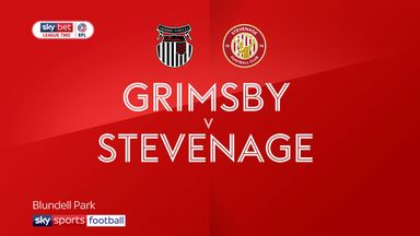 Grimsby 3-1 Stevenage