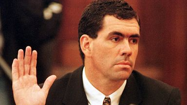 The Hansie Cronje affair