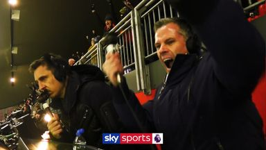 Carragher & Neville's Commentary Cam