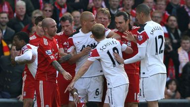 Ref watch: Should Carra have seen red?