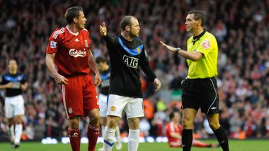 Ref Watch: Carra escapes red... again!