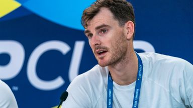 Jamie Murray bemoans 'ridiculous' miss