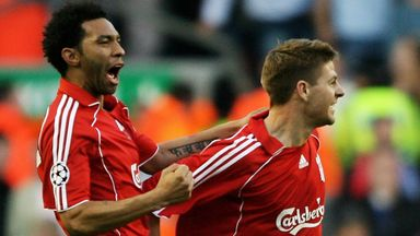 Pennant: Gerrard hinted at my Liverpool move!