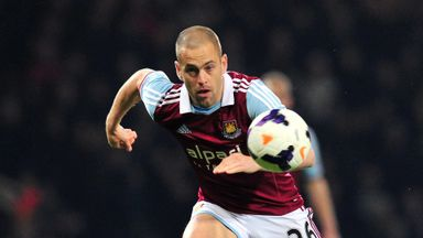 Could Cole join Moyes at West Ham?
