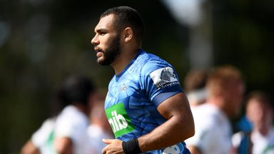 Marchant makes Super Rugby debut