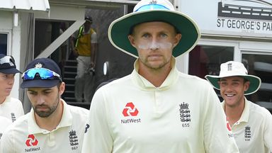 'Root looks in control of Test team'