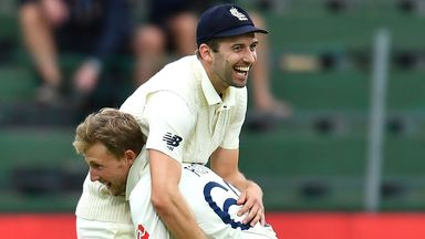 Root: Wood's energy lifts England