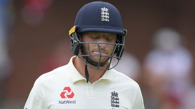 Buttler welcomes Foakes competition