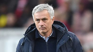 Jose: Spurs treating FA Cup same as PL