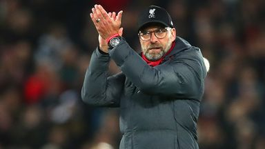 Klopp: It's a very, very important game