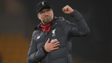 Nev: How Klopp galvanised Liverpool