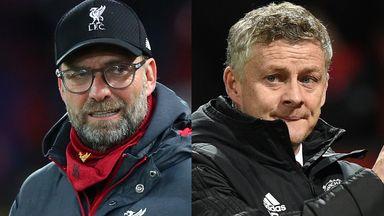 Klopp questions Manchester United tactics
