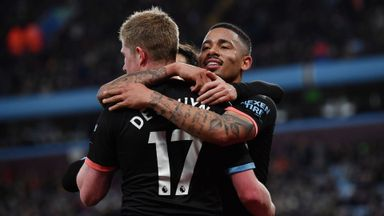 Gillette Precision Play: De Bruyne genius