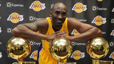 Kobe leads list of 2020 Hall of Fame finalists