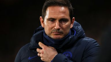 Shot-shy Chelsea frustrates Lampard