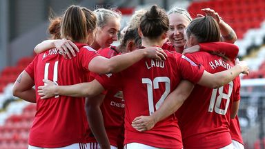 'Man Utd Women can challenge next season'