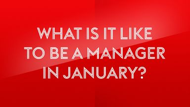 What is it like to be a manager in January?