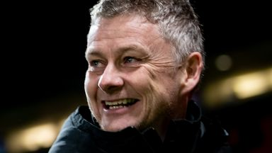 Ole: We're on the right track