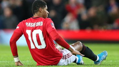 Ole: Rashford loss would be a blow