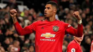 Rashford feeling '10 times better'