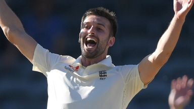 Wood wraps up series win for England