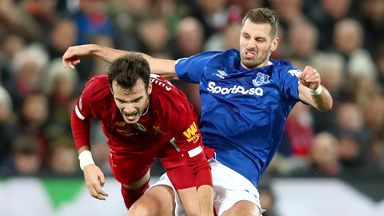 'Liverpool to win title, but not against Everton'