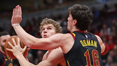 NBA Wk13: Cavaliers 116-118 Bulls