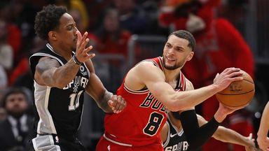 NBA Wk15: Spurs 109-110 Bulls
