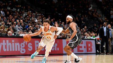 NBA Wk13: Hawks 121-120 Spurs
