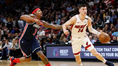 NBA Wk14: Wizards 129-134 Heat (OT)