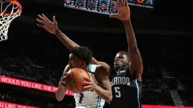 NBA Wk14: Magic 106-83 Hornets