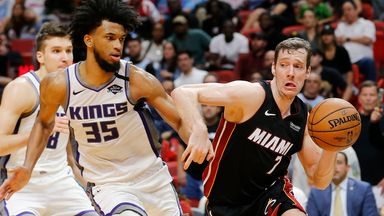 NBA Wk14: Kings 113-118 Heat (OT)