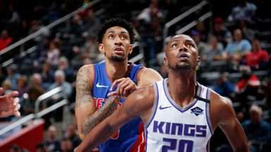 NBA Wk14: Kings 106-127 Pistons