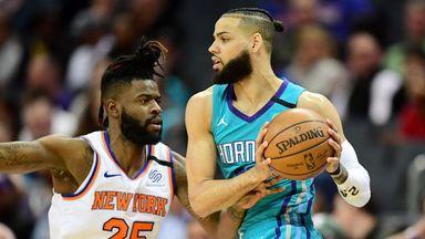 NBA Wk15: Knicks 92-97 Hornets