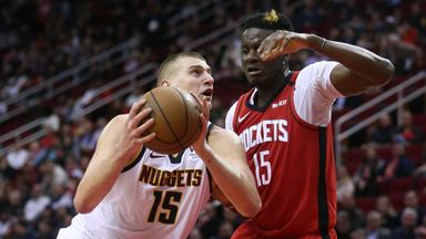 Rockets & Nuggets set for showdown