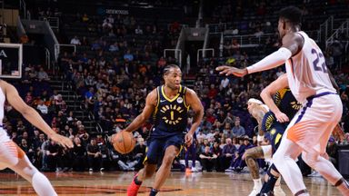 NBA Wk14: Pacers 112-87 Suns