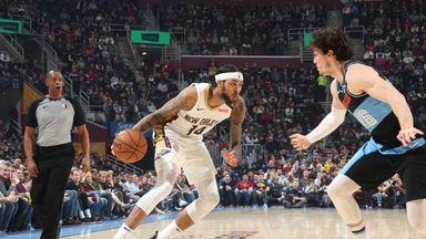 NBA Wk15: Pelicans 125-111 Cavaliers