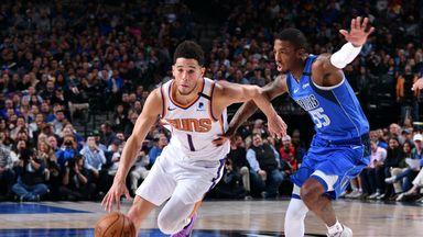 NBA Wk15: Suns 133-104 Mavericks