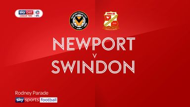 Newport 2-0 Swindon