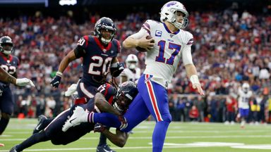 Bills 19-22 Texans (OT)