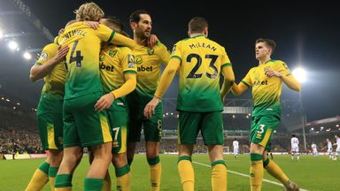 'Norwich have not raised white flag'