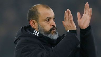 Nuno: Liverpool game was fantastic
