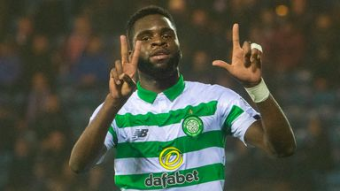 Walker: Edouard the difference for Celtic
