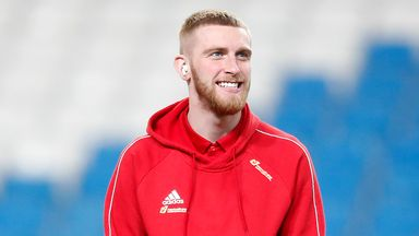 Behind-the-scenes with McBurnie!
