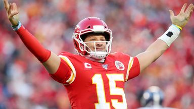 Erving: Chiefs QB Mahomes 'phenomenal'