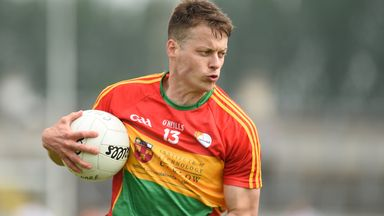 Broderick: Carlow eyeing swift return to D3