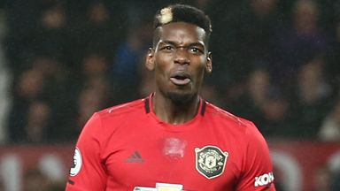 Are Pogba's Man Utd days numbered?