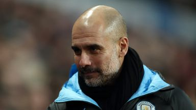 Pep happy to book place in final