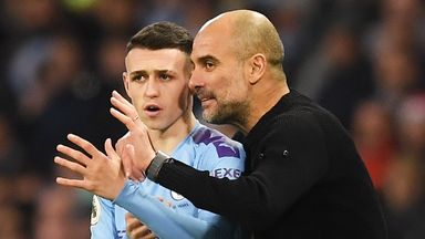 Foden: I love working with Pep